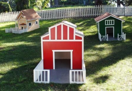 dog-houses