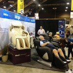Shop til you drop... into a massage chair