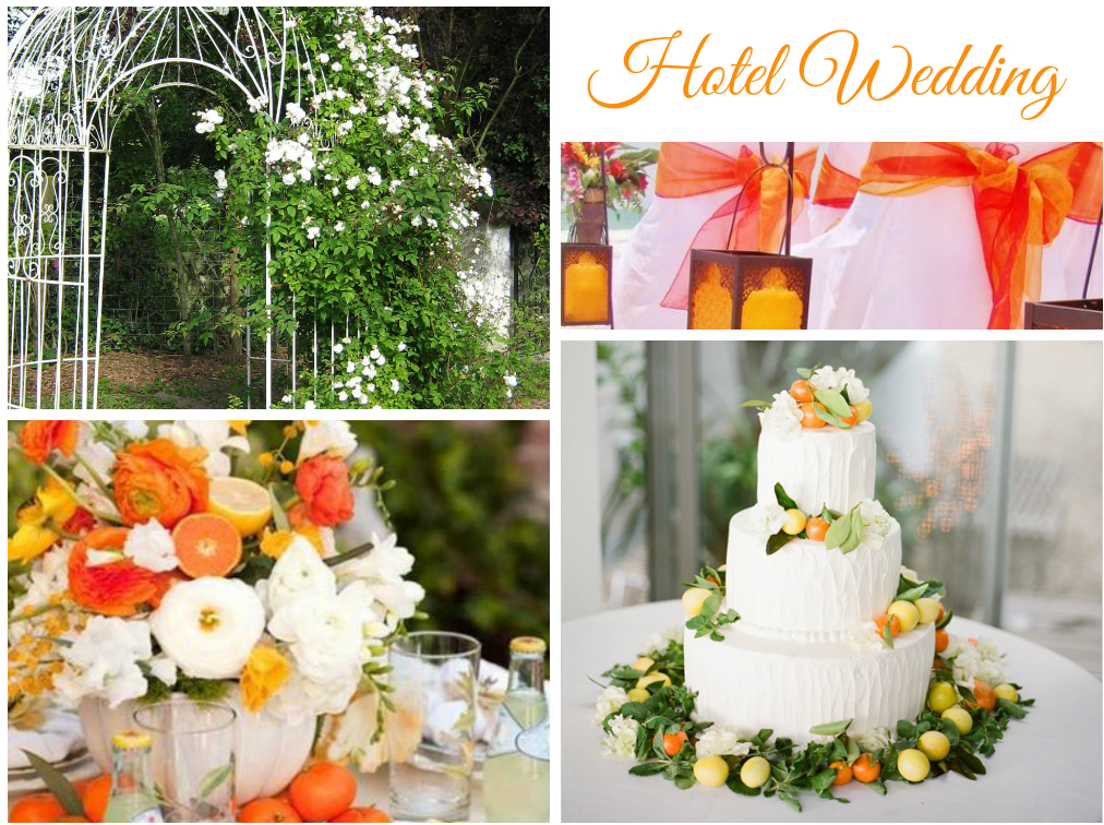 Fairy Tale Wedding Hotel Theme