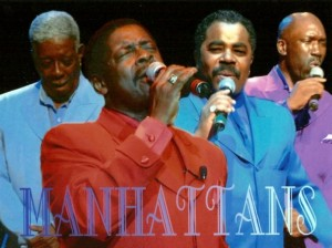 The Manhattans featuring Gerald Alston & Blue Lovett with special ...