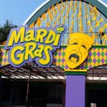 Mardi Gras at Flower & Garden Pavilion