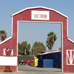 The Farm Entrance