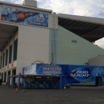 Bud Light Stand