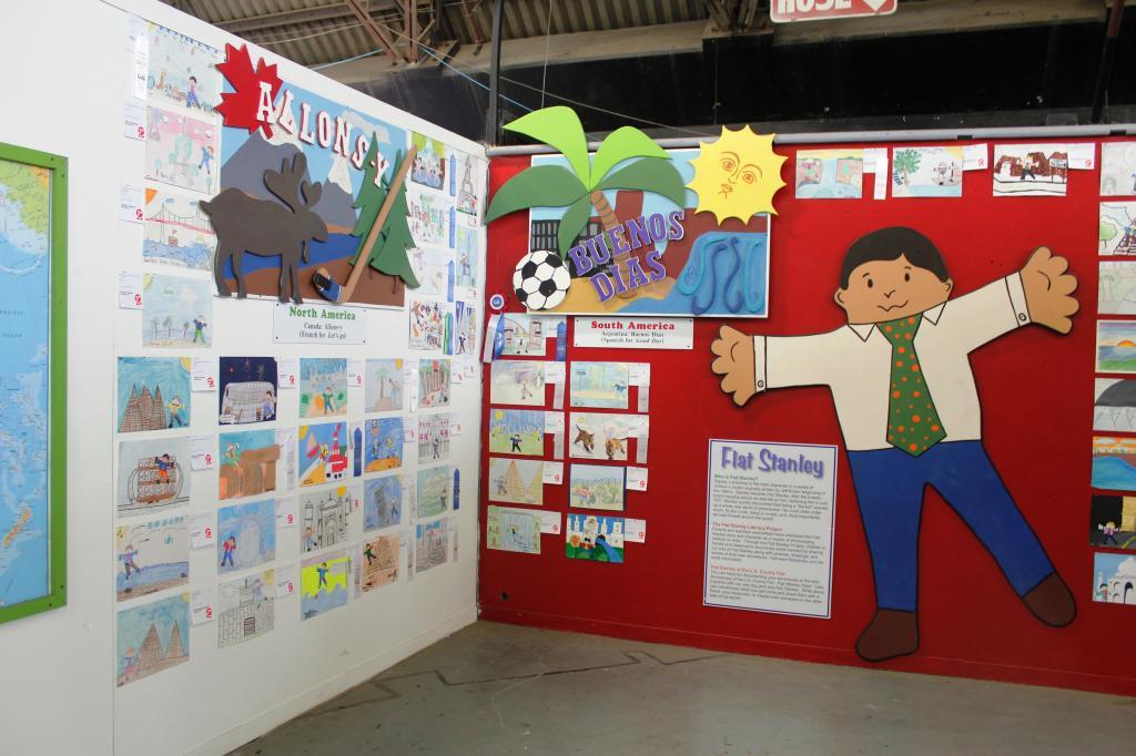 LA County Fair Americas Kids