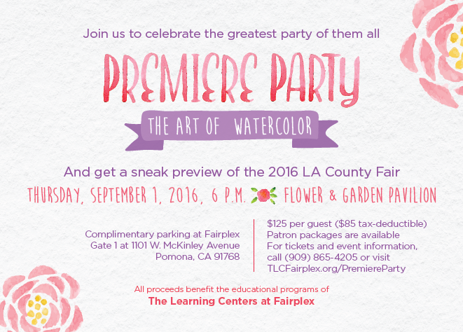 LA County Fair 2016 Premiere Party