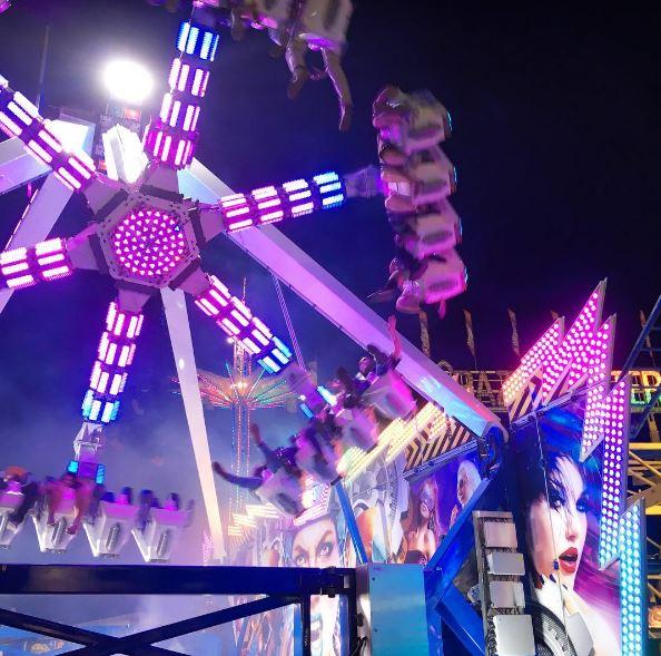 la county fair carnival