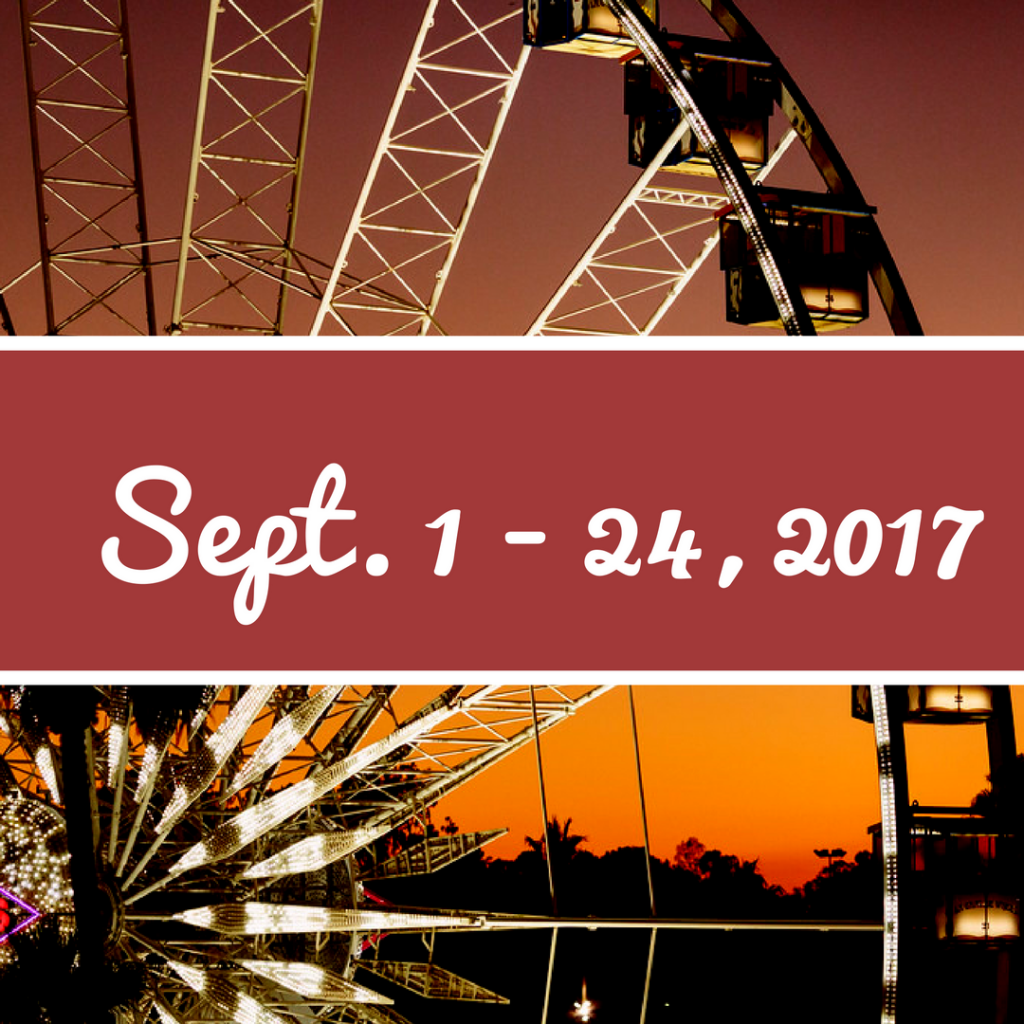 la county fair 2017 dates