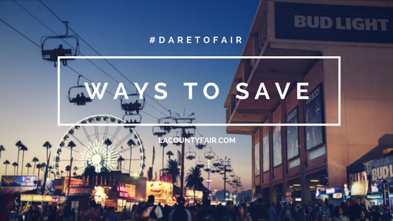 la county fair savings