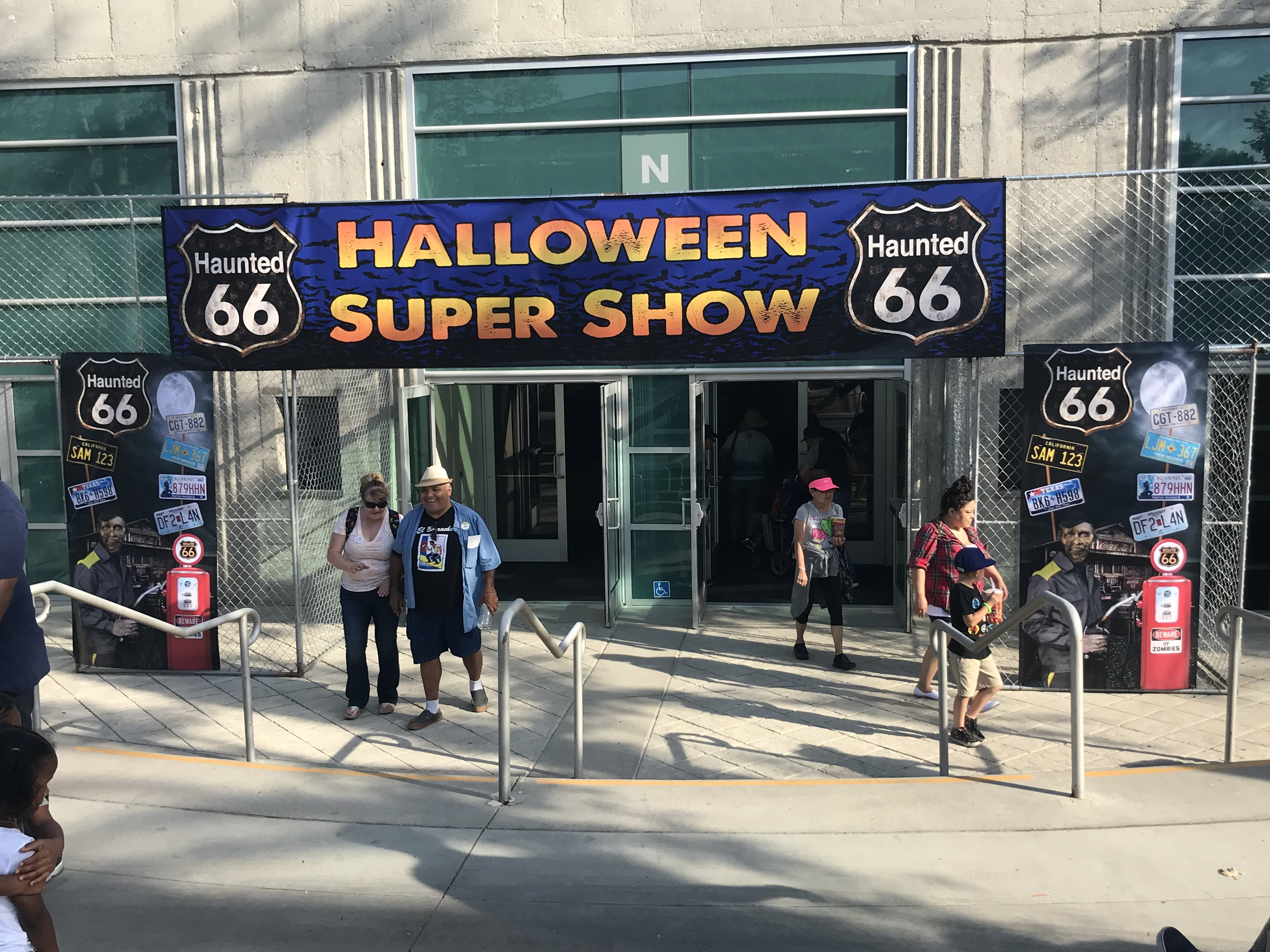 GIVEAWAY [Contest Closed]+ LA County Fair's Haunted 66