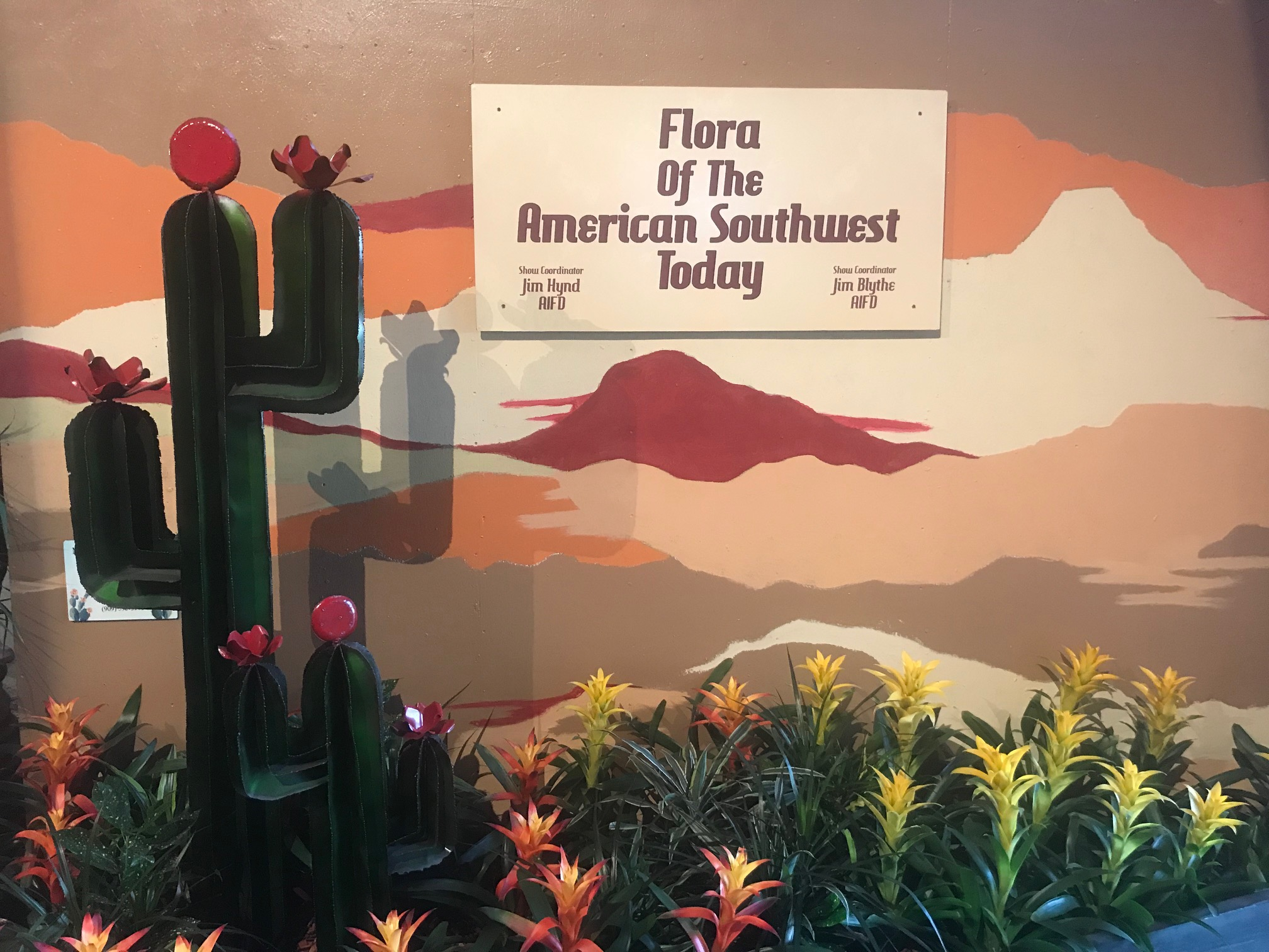 Flora & Fauna of the American Southwest
