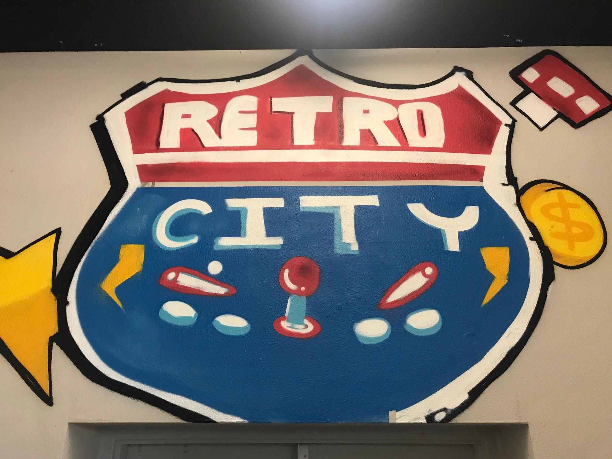 Vintage Arcade Fun at the Fair!