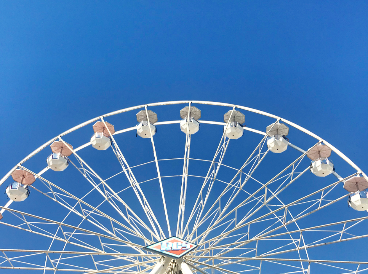 Last Weekend to Enjoy the Fair & We Want to Hear From You!