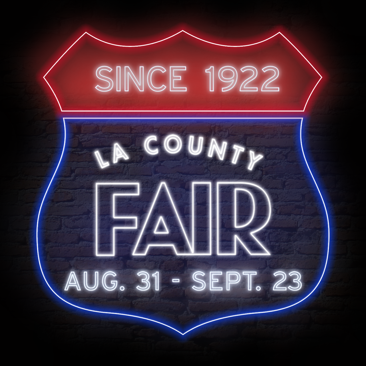 It's back… Get Your Kicks at the LA County Fair for $66!