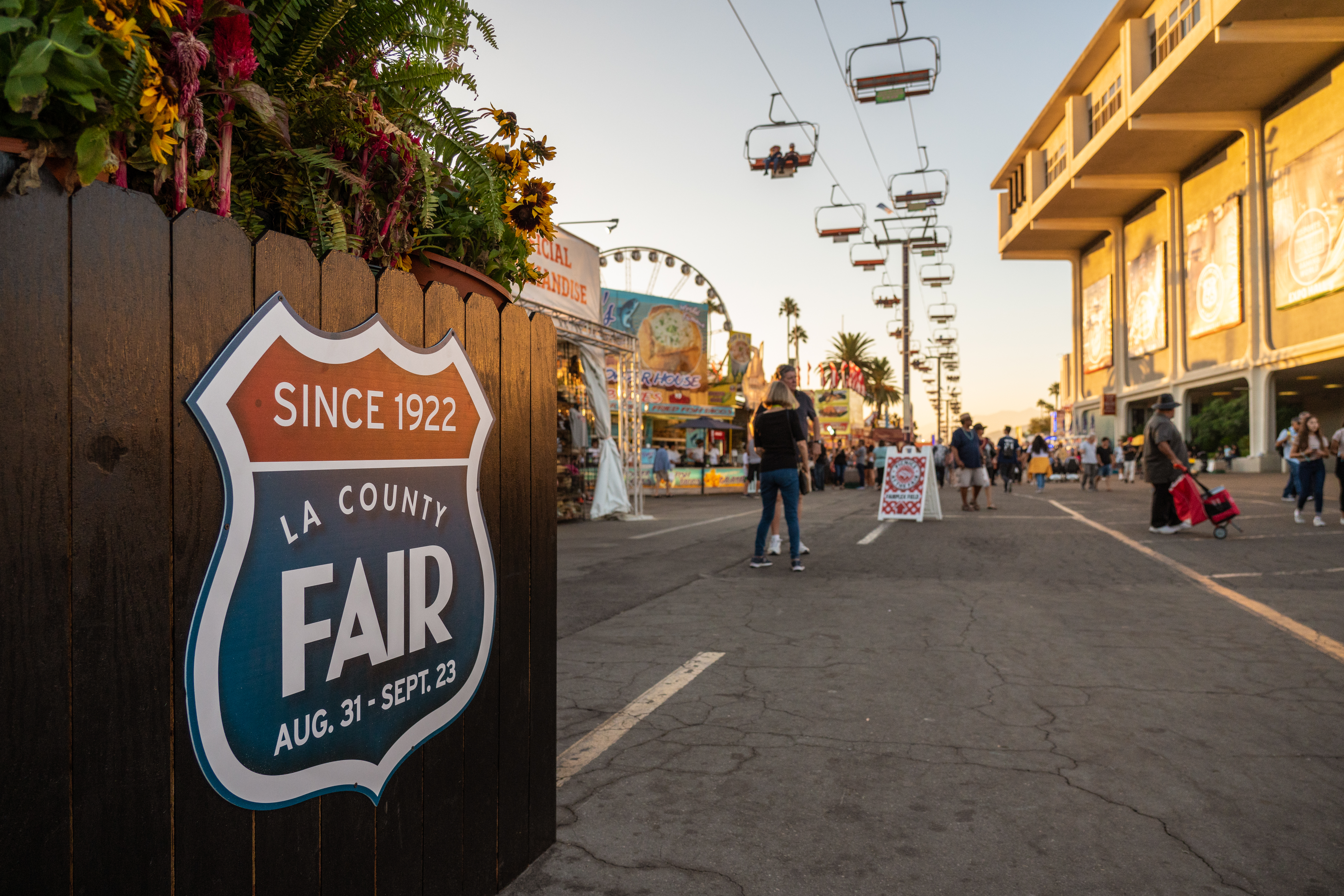 Saying Goodbye to the Fair